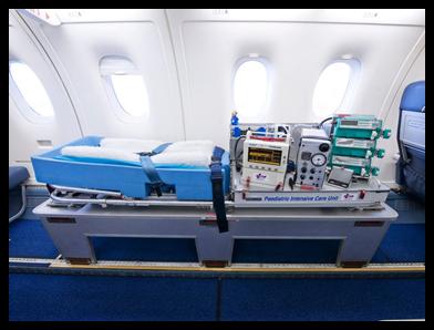 uçak ambulans kiralama