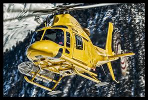 Helikopter ile yük taşıma