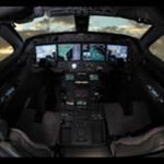 pilot kabin foto