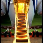 jet uçak iç