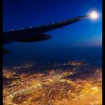 jet uçak gökyüzü