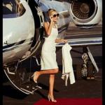 özel uçak dış resim